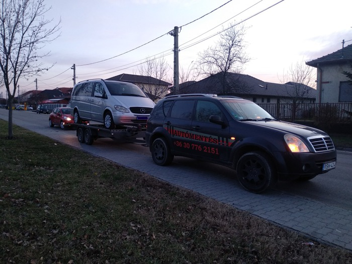 0-24 Autómentő, Autómentés és tréleres Autószállítás Horvátországból