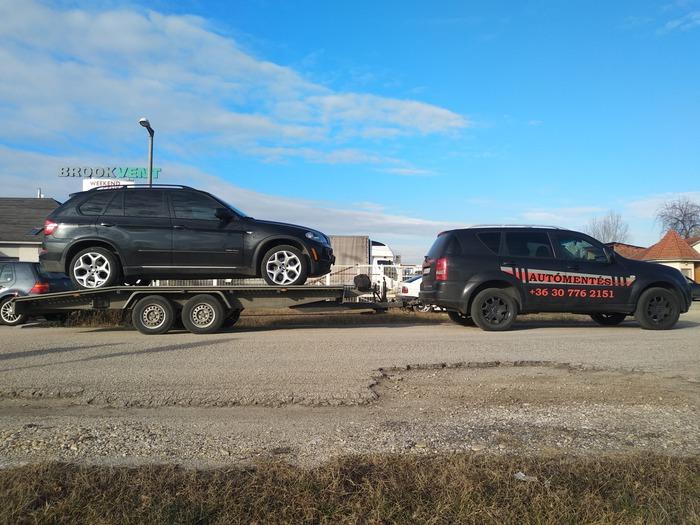 0-24 autómentő, non stop autómentés és autószállítás Magyarországon - Bikázás