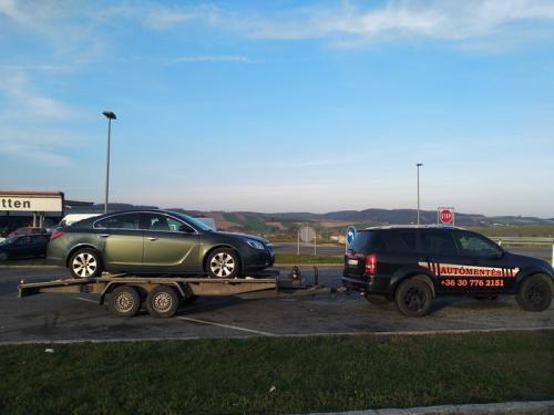 0-24 Autómentő Csehország - Non stop Autómentés és autószállítás Csehországból
